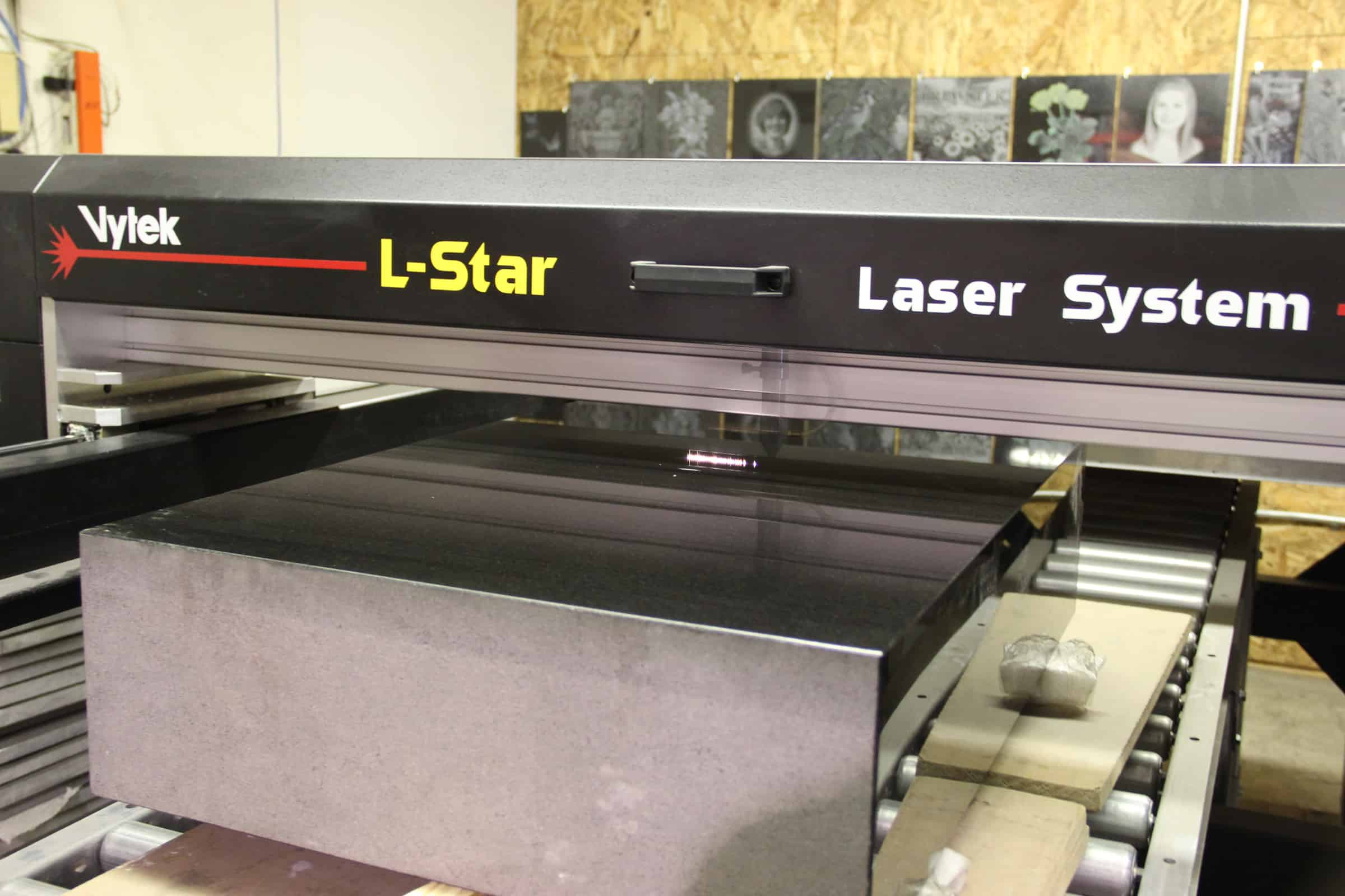 Laser Etching Equipment