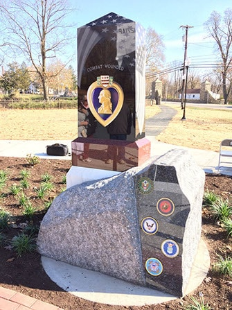 Purple Heart Memorial